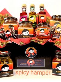 Chilli Boy Valentine Hamper