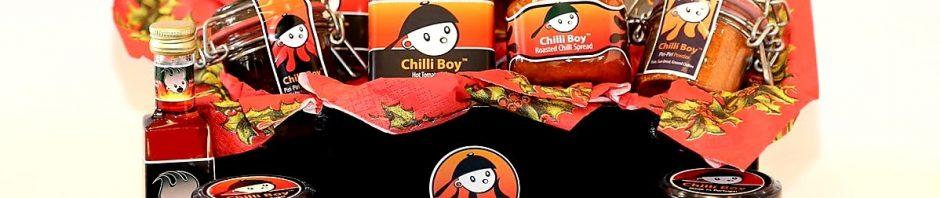 Chilli Boy Valentine Hamper