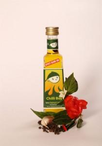 chili salad oil